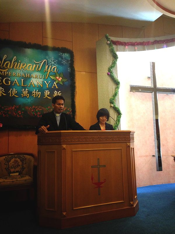 Ibadah Penggantian Tahun