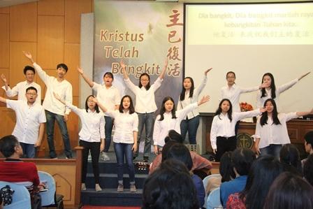 Perayaan Paskah 2019 – PS. Anak Panah